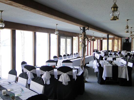 Banquet Facility at the Captain's Table