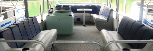 24' Rental Pontoon